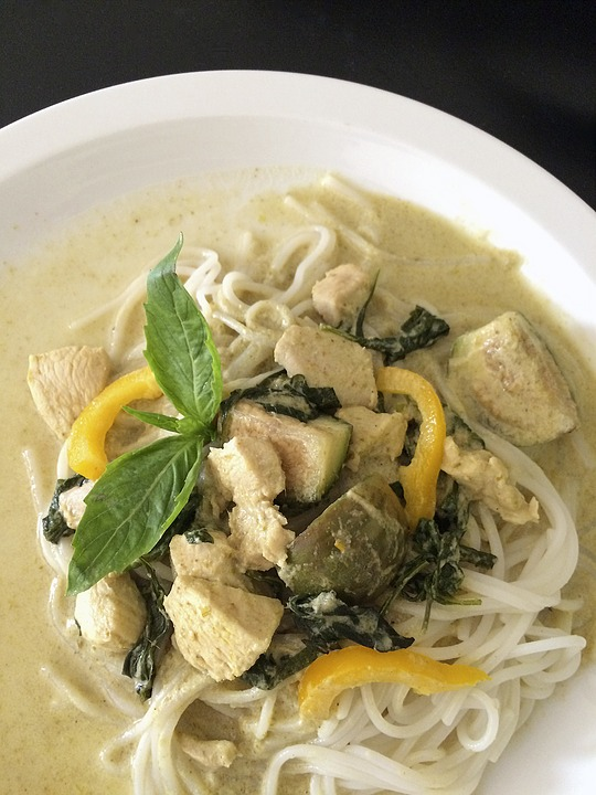 Thai and Malaysian Cuisine at Season Cookery School