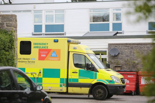 INJURIES: One incident a month is being reported to the ambulance service