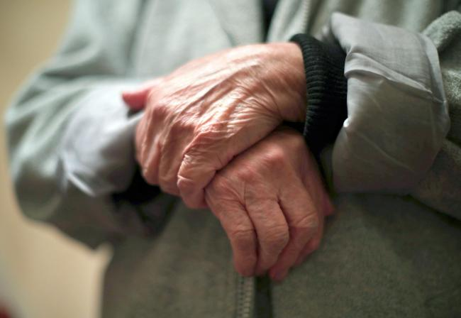 How to help elderly relatives and friends during the coronavirus outbreak. Photo: Newsquest