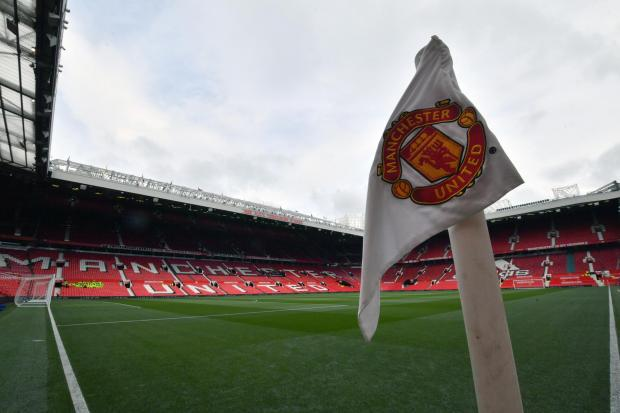A home supporter was ejected from Old Trafford during Sunday's match between Manchester United and Liverpool over alleged racist abuse