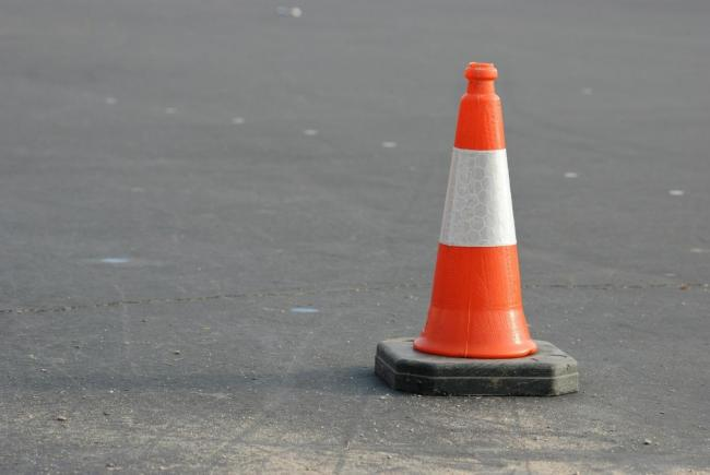 Smith committed the bizarre act of indecency with a cone at Wigan North Western train station