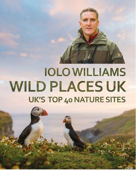 Wild Places UK by Iolo Williams