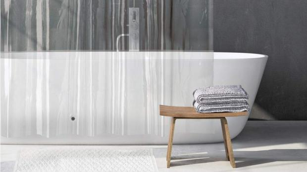 Swanage and Wareham Voice: A clean shower liner will make your bathroom much more welcoming. Credit: Amazon