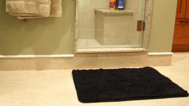 Swanage and Wareham Voice: A stylish bath mat can brighten up your space. Credit: Reviewed / Kori Perten