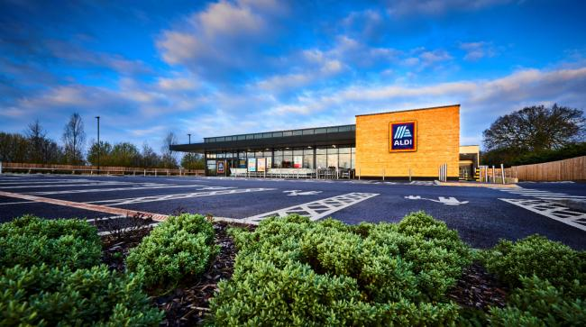 Aldi wants to build 14 more stores in Dorset