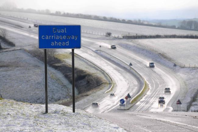 Snow could be on the way for Dorset