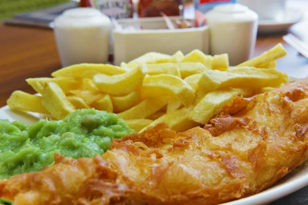 Swanage and Wareham Voice: Fish and chips