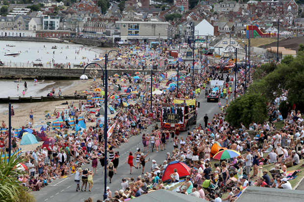 Swanage and Wareham Voice: Swanage Carnival
