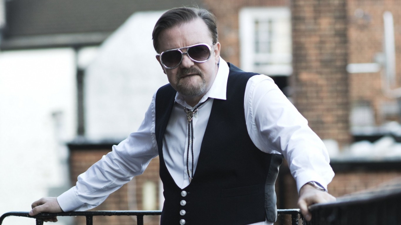 If you haven't seen it yet, watch the David Brent: On the Road trailer NOW