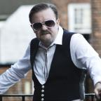 Swanage and Wareham Voice: First look: Ricky Gervais in the David Brent film