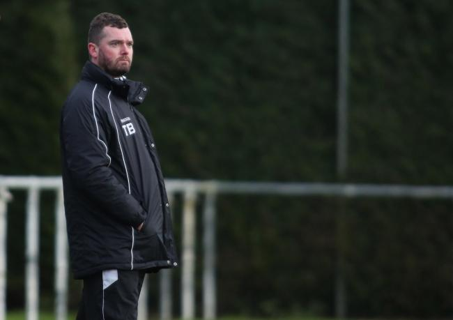 IN CHARGE: Swans boss Tim Brown