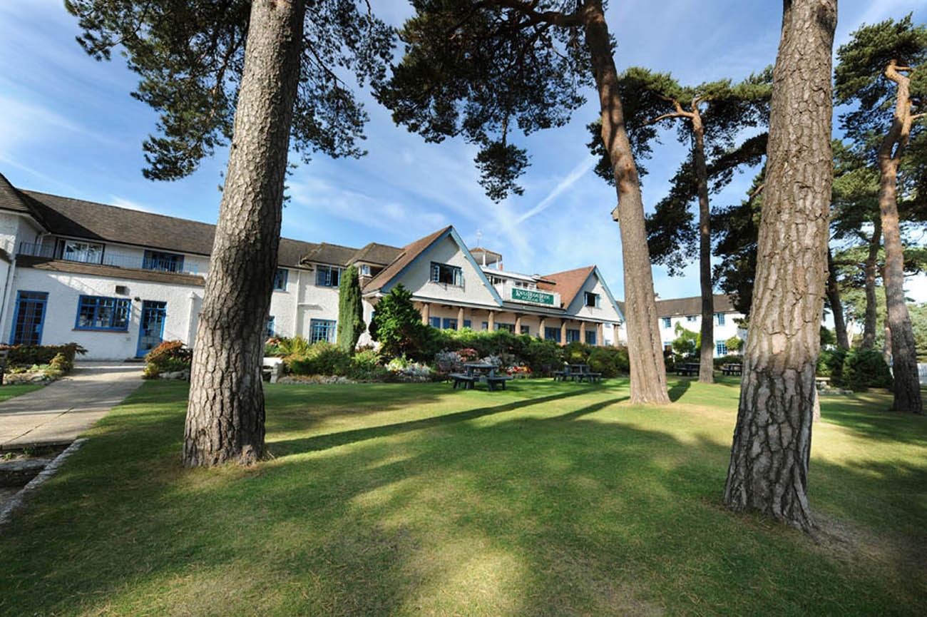 Knoll House Hotel in Studland