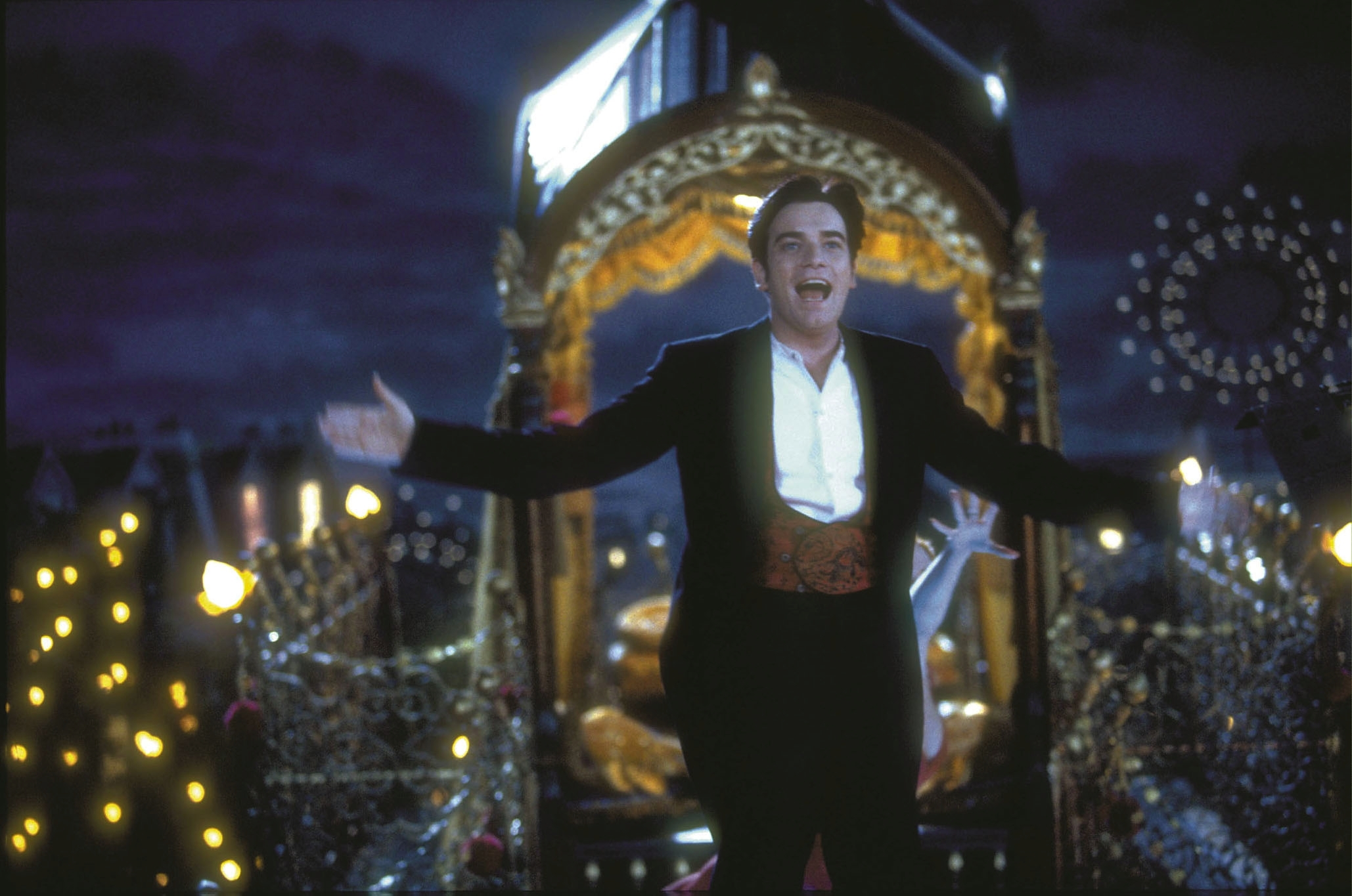 Ewan McGregor in Moulin Rouge
