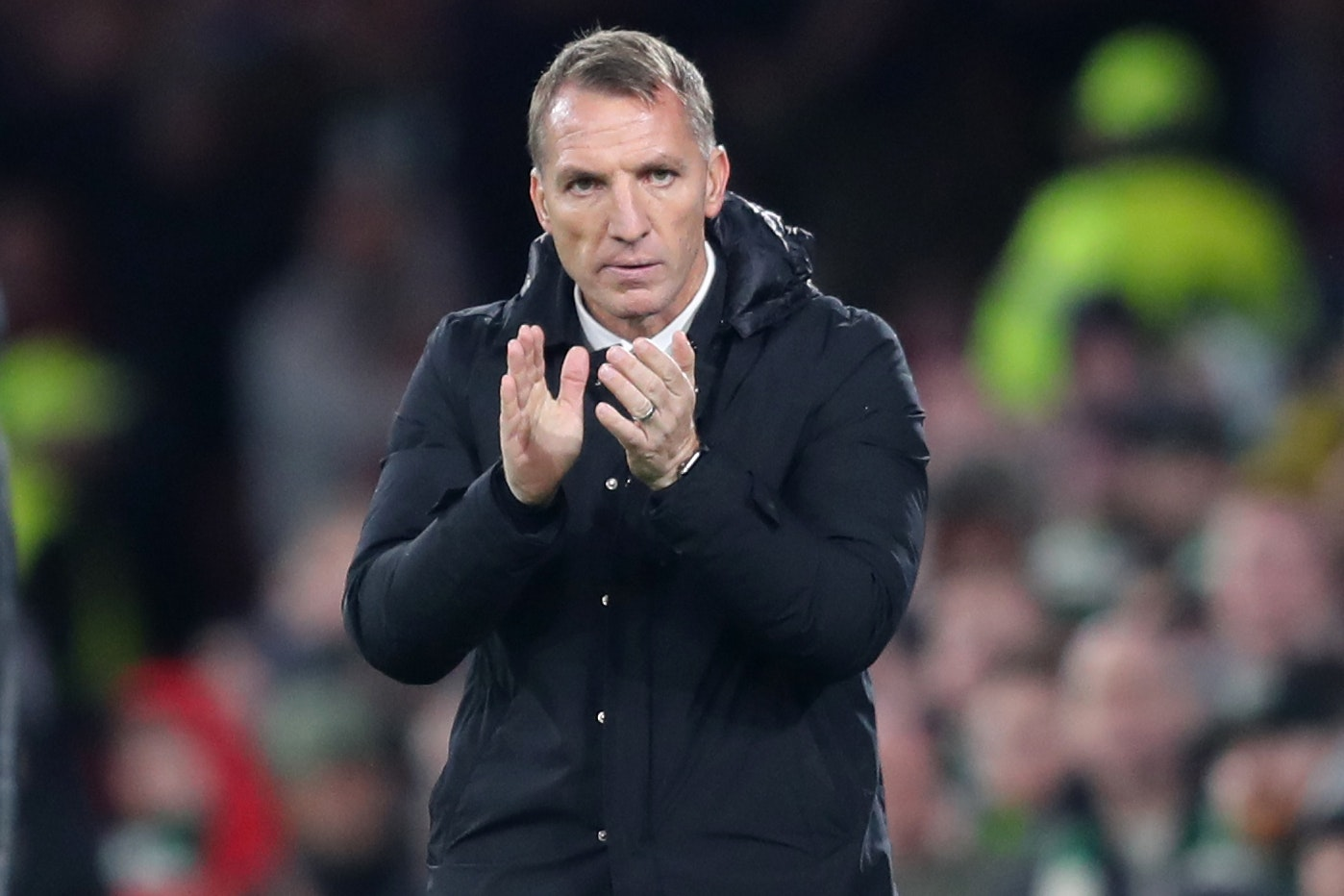 Brendan Rodgers thinks Celtic are coming into top form