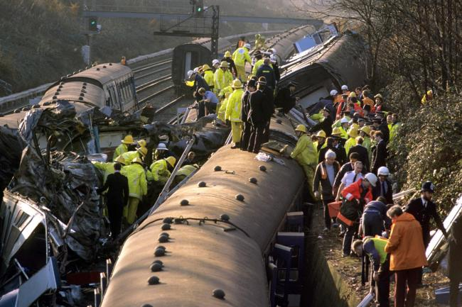 Waterloo derailment shows death crash lessons 'being