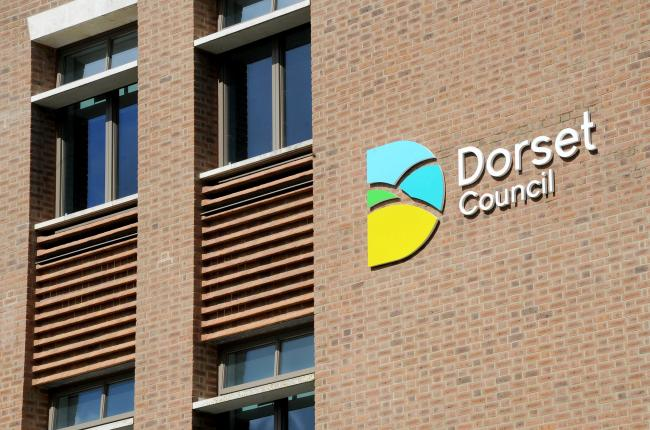 Dorset Council offices