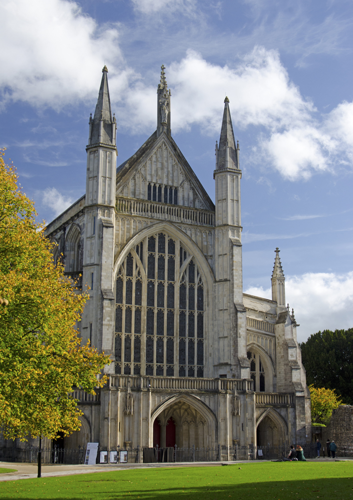 Winchester Cathedral: Open Evening 2019